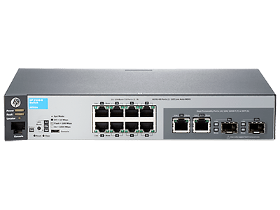 Aruba 2530 8 Switch