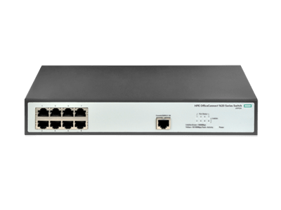 HPE 1620 8G Switch