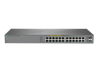 HPE 1820 24G PoE+ (185W) Switch