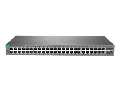 HPE 1820 48G PoE+ (370W) Switch