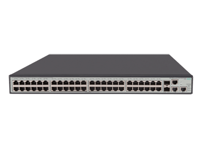 HPE 1950 48G 2SFP+ 2XGT PoE+ Switch