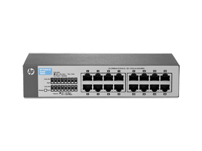 HPE OfficeConnect 1410 16 Switch