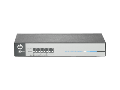 HPE OfficeConnect 1410 8 Switch