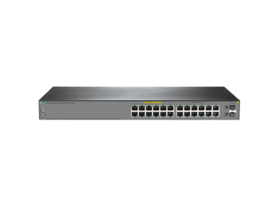HPE OfficeConnect 1920S 24G 2SFP PPoE+ 185W Switch