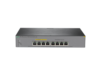 HPE OfficeConnect 1920S 8G PPoE+ 65W Switch
